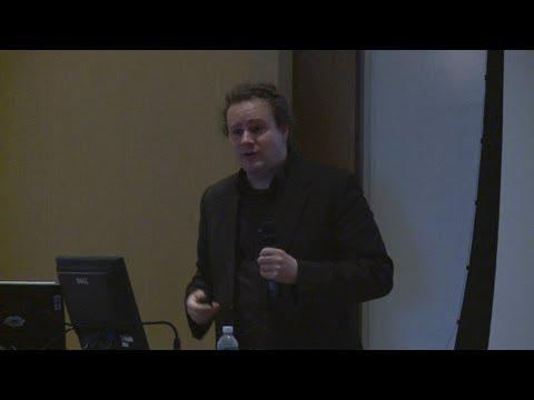 Columbia Engineering School - TEDx - Mitchell Joachim