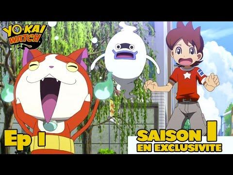 YO-KAI WATCH | Saison 1 épisode 1 français - En exclusivité