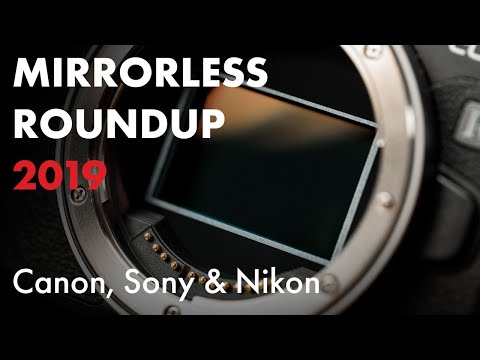 The Best Mirrorless Cameras Of 2019 | BorrowLenses