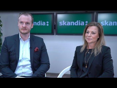 Skandia Marknadsbrev april 2017