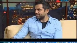 Abhay Deol With Komal Nahta