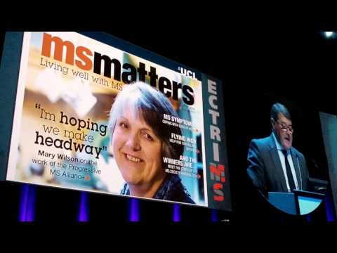 ECTRIMS2015 - Multiple Sclerosis Progressive