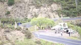 Carrera Panamericana 2014