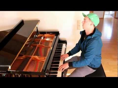Promises - Nero/Skrillex Remix (Benedikt Waldheuer Dubstep Piano Cover)
