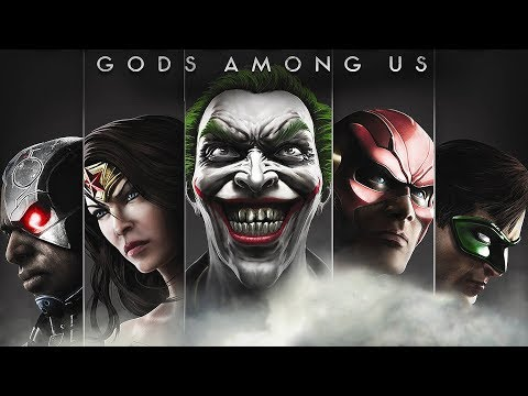 Injustice: Gods Among Us - The Movie