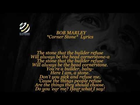 "Mix - Bob Marley ""Cornerstone"" (Lyrics-Letras)"