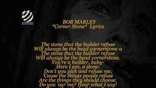 "Bob Marley ""Cornerstone"" (Lyrics-Letras)"