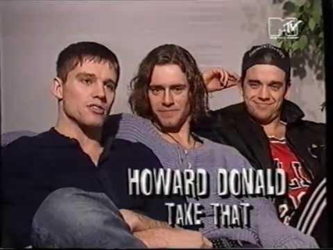 MTV News TAKE THAT Interview 1994