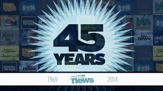 Behind the News, 45 Years 1969-2014