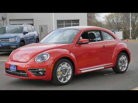 New 2019 Volkswagen Beetle Saint Paul MN Minneapolis, MN #90017 - SOLD
