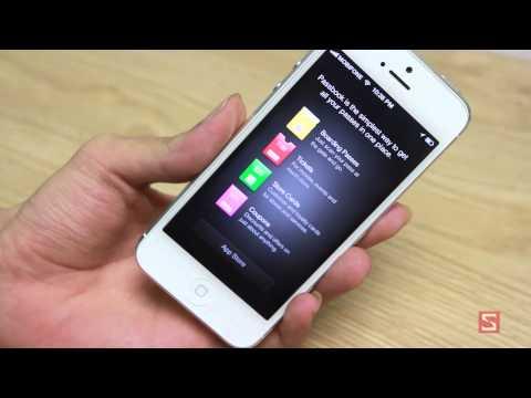 Schannel - Trên tay và đánh giá iPhone 5