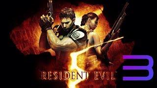 Resident Evil 5 - RPCS3 TEST
