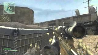 DAKOU1 - MW3 Game Clip