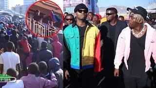 HATARI Diamond Alichowafanyia Mashabiki IRINGA/Jux, Rayvany Mbosso,QueenDarleen/Wasafi festival