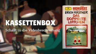 Erich Kästner Das doppelte Lottchen - Hörspiel