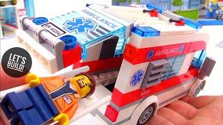 LEGO CITY: Hospital 60204 - Let's Build! Part 2