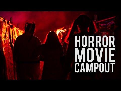 Horror Movie Campout Brisbane 2016 BIG Review TV