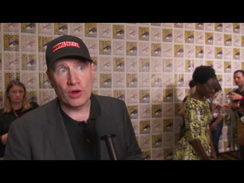 Marvel at Comic Con 2016: Kevin Feige on it's 10 Year at Comic Con