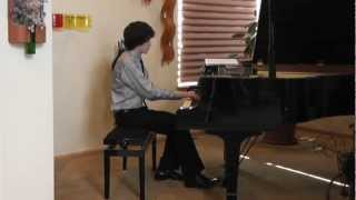Joseph Eisele performs: Johann Sebastian Bach Prelude and Fugue in G Minor, WTC II, BWV 885