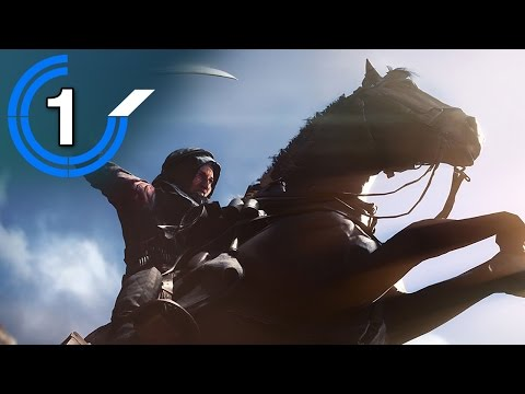 Pony Express - 01 - Battlefield 1 Beta (PC)