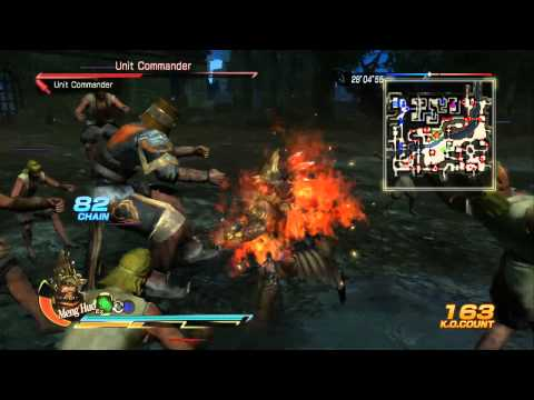 Dynasty Warriors 8 - Ambition Mode - Lets Play Part 16 Part 1