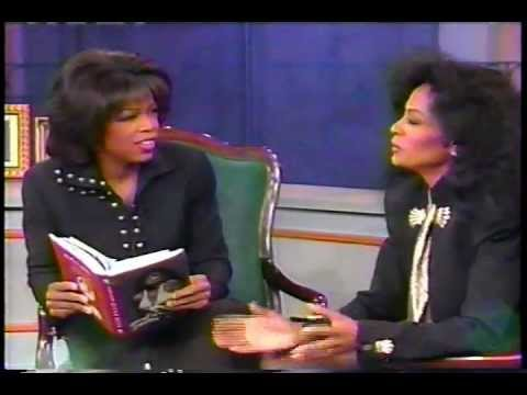 """""""Why Diana Ross Left The Supremes"""" Diana Ross (Talks To) Oprah Winfrey"""