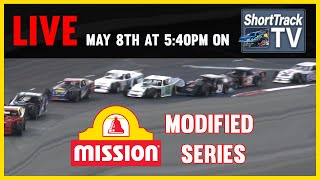 LIVE AUTO RACING WITH MODIFIEDS \u0026 LATE MODELS!