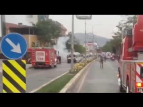 Sancaktepe'de Patlama (Yeni Görüntüler)