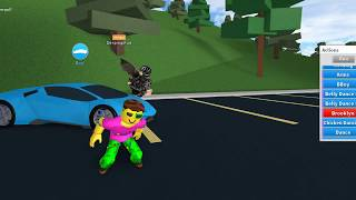 Roblox | Roy Purdy Mode Activated