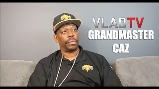 Grandmaster Caz: Today