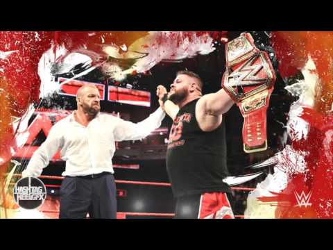 2016: Kevin Owens 1st WWE Theme Song -...