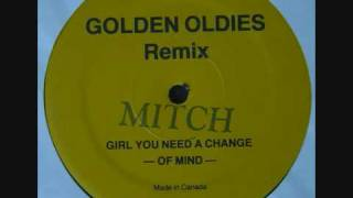Eddie Kendricks-Girl You Need A Change Of Mind Remix