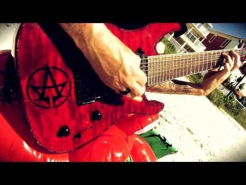 "Allegaeon ""Threshold of Perception"" (OFFICIAL VIDEO)"