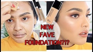 *NEW* DIOR FOREVER 24hr FOUNDATION + CONCEALER + PRIMER | ALL IN ONE