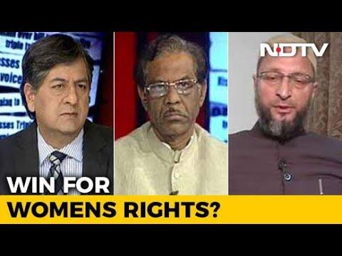 Politics Of Triple Talaq: Will The Tough Law Help?