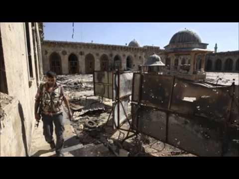 Syrian Rebels Take Control Of Western Aleppo?