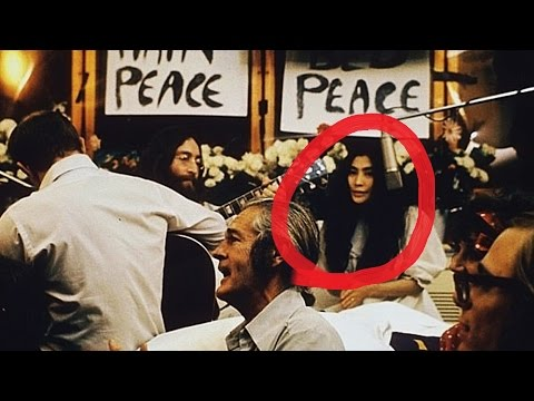 La verdadera historia de Yoko Ono