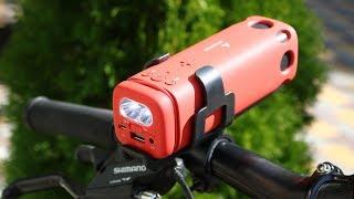 Обзор колонки Accesstyle Shamrock BT – уникальный гаджет для разносторонней прокачки велосипеда