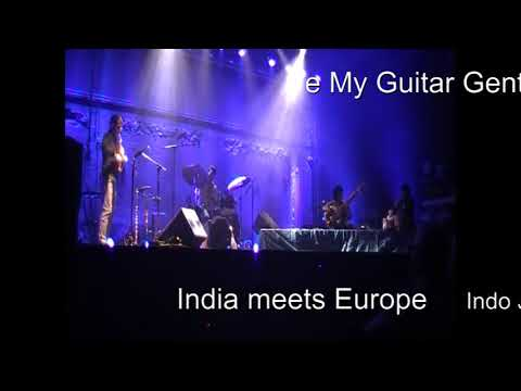 India meets Europe - The Whole Great Indo Jazz World Fusion Concert by Pt. Deobrat Mishra & Friends