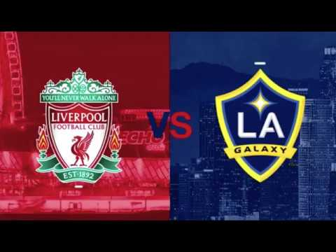 HIGHLIGHTS: LA Galaxy Academy U-14s vs. Liverpool F.C. | ICC Futures | July 17, 2018