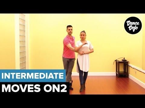 Wrap - Intermediate Salsa Moves On2 | TheDanceDojo.com