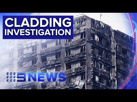 Many Buildings Failing Safety Standards With Dangerous Cladding   Nine News Australia