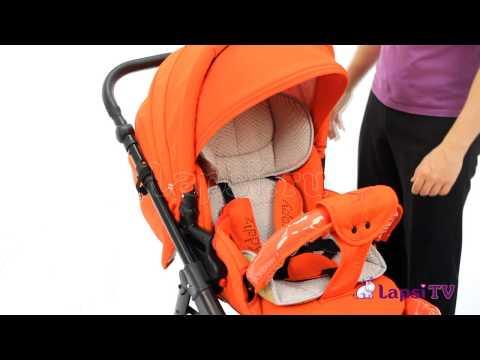 коляска new 3 фото в silver 1 plus tutis zippy