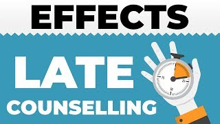 EFFECTS of LATE COUNSELLING NEET 2018 | 2nd Round Delayed