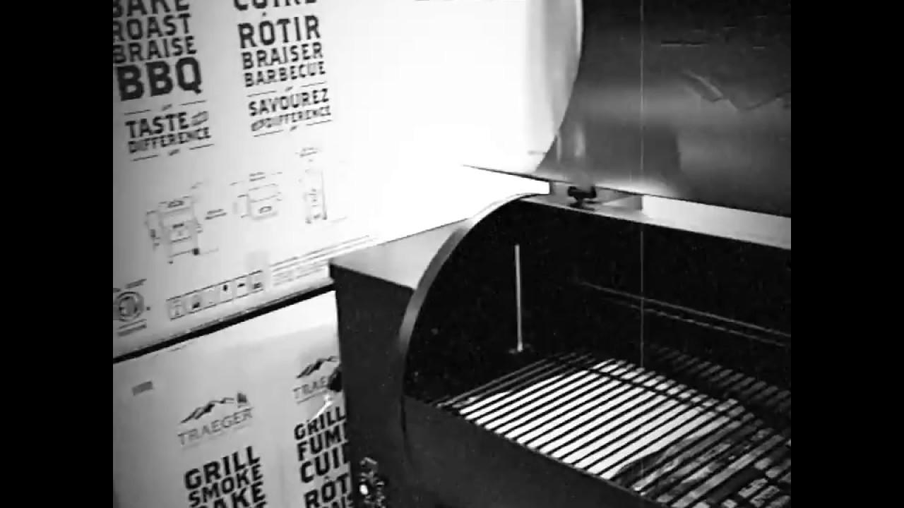 Traeger Century 22 Wood Pellet Grill Review - Versatile