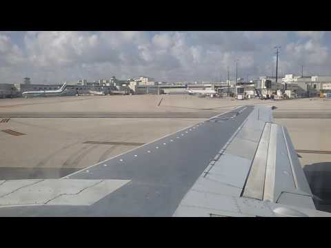 Surinam Airways 737-300 Takeoff Miami