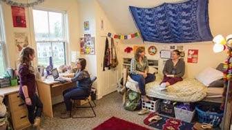 Kenyon College - Offers a Progressive LGBT Friendly Environment
