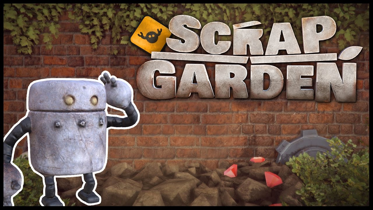 robots and rats dont mix f2p game scrap garden the day before scrap garden gameplay youtube - Scrap Garden