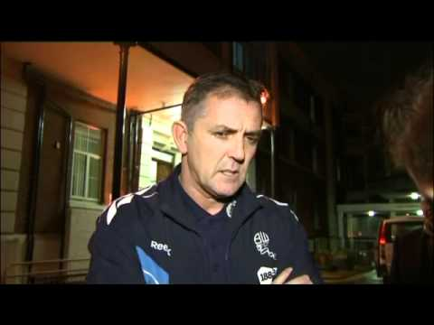"Owen Coyle ""Muamba now fighting for his life"""