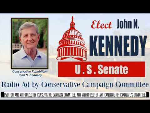 Radio Ad for John N. Kennedy by Conservative Campaign Committee